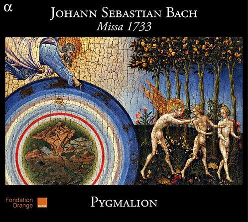 Bach Messe en si Raphaël Pichon Ensemble Pygmalion