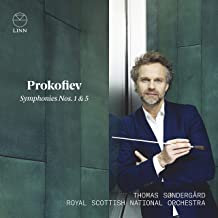 PROKOFIEV: Symphonies 1 & 5 Thomas Sondergard