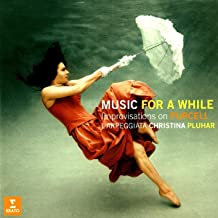 Christina Pluhar Music for a While Vinyle