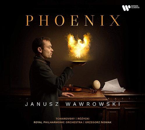 Janusz Wawrowski Phoenix