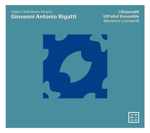 Vespro della Beata Vergine - Giovanni Antonio Rigatti - UtFaSol Ensemble