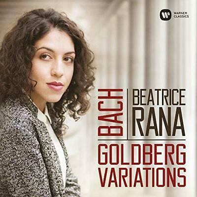 Béatrice Rana Jean-Sébastien Bach Variations Goldberg Piano