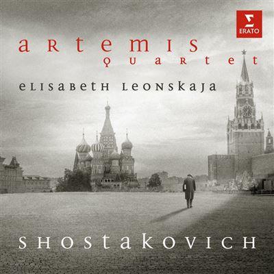 Artemis Quartet Shostakovich String Quartet N°5 & 7- Quintet op.57