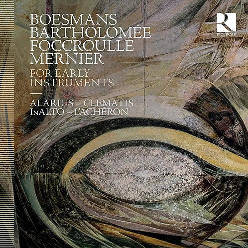 Boesmans Bartholomée Foccroulle Alarius-Clematis inAlto-l'Achéron