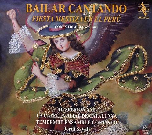 J Savall Bailar Cantando