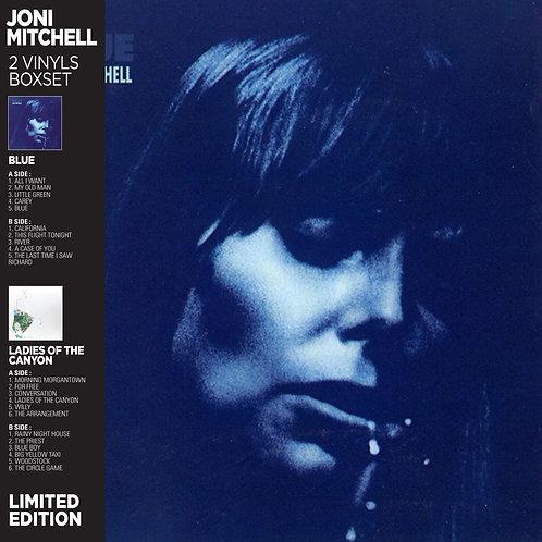 Joni Mitchell Limited edition Vinyle