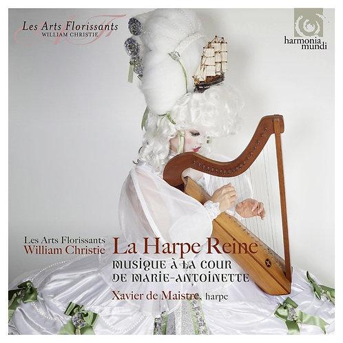La Harpe Reine Xavier de Maistre
