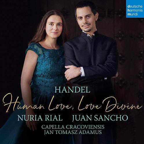 Nuria Rial/Handel - Human Love, love divin