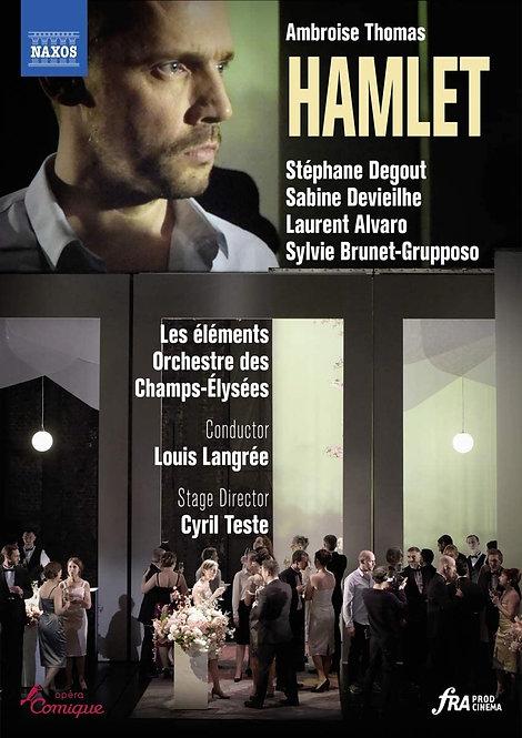 Ambroise Thomas Hamlet Louis Langrée DVD