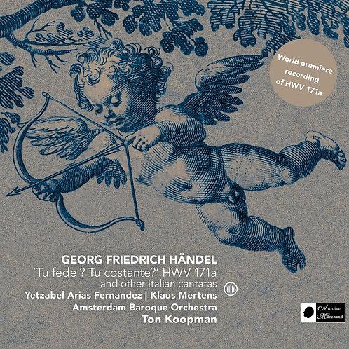 Handel HWV171a Ton Koopman Amsterdam Baroque Orchestra
