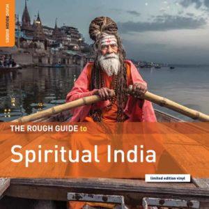 Rough Guide Spiritual India vinyle DDay