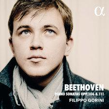 BEETHOVEN: Piano sonates Filippo Gorini