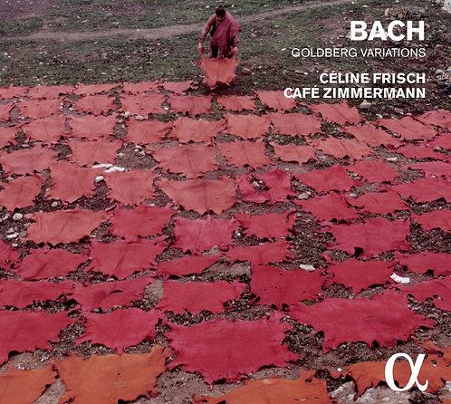 Céline Frisch JS Bach Variations Goldberg