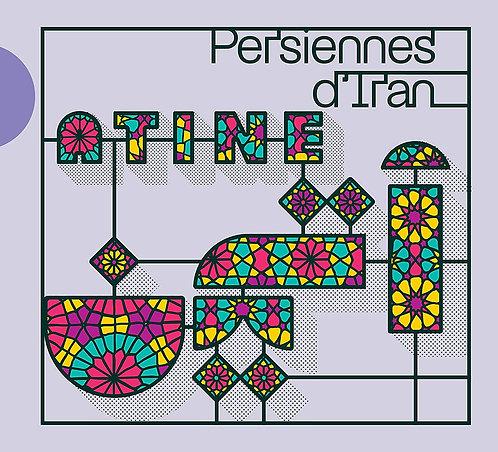 ATINE PERSIENNES D'IRAN