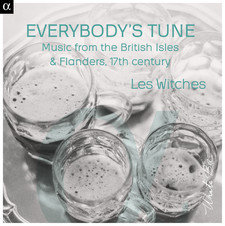 LES WITCHES every body's tune coffret 3 Cds