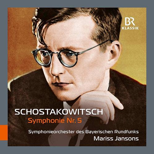 SCHOSTAKOWITSCH symphonie 5 Mariss Jansons