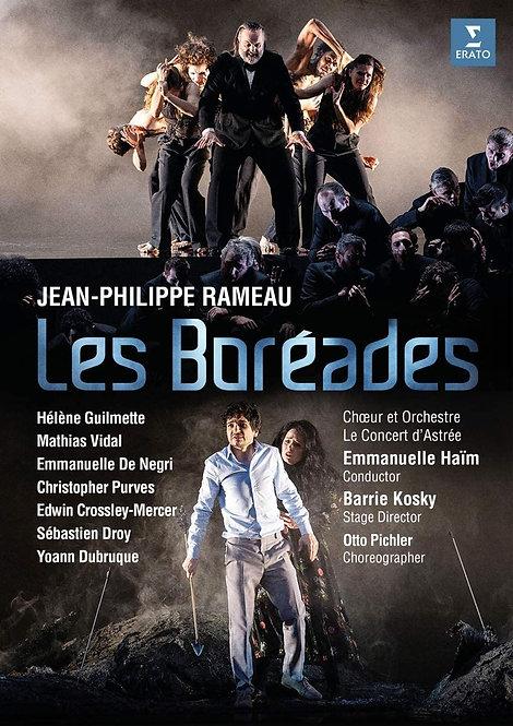 Jean-Philippe Rameau Les Boréades le Concert d'Astrée Emmanuelle Haïm DVD
