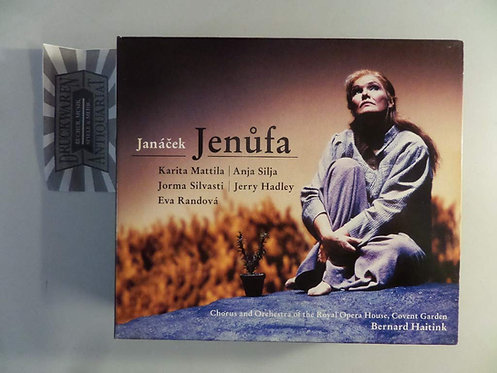 Janacek Jenufa Bernard Haitink Chorus and Orchestra of the Royal Opera House
