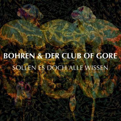 Bohren & Der Club of Gore Patchouli Blue