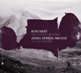 Coffret Schubert Anima Eterna