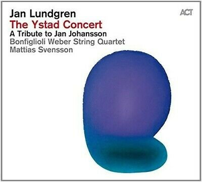 Jan Lundgren The Ystad Concert A Tribute to Jan Johansson
