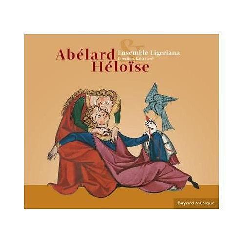 Héloïse et Abélard Ensemble Ligeriana Katia Caré