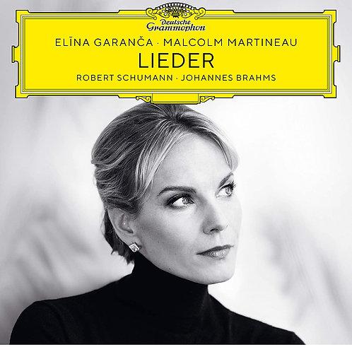 Elina Garanca Malcolm Martineau Lieder Schumann/Brahms