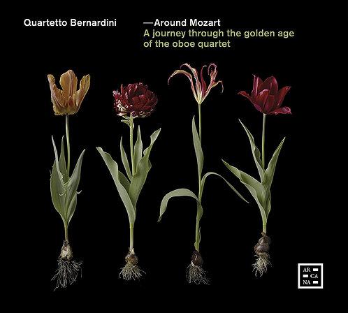 Around Mozart The Oboe Quartet Bernardini