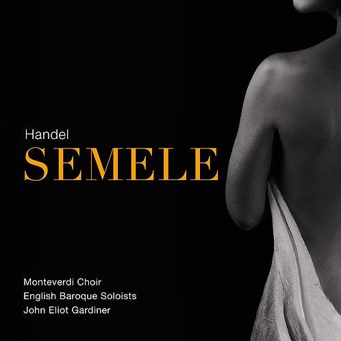 JOHN ELIOT GARDINER Sémélé Handel