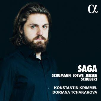 SAGA Lieder & Balladen Konstantin Krimmel Doriana Tchakarova
