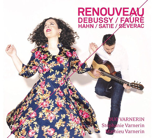 Duo Varnerin Renouveau Debussy/Fauré