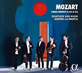 Mozart Quatuor van Kuijk-Adrienl La Marca