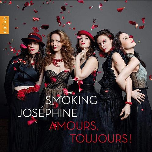 Amours, toujours Smoking Joséphine. Elgar, Prokofiev, Liszt, Chopin, Bernstein,