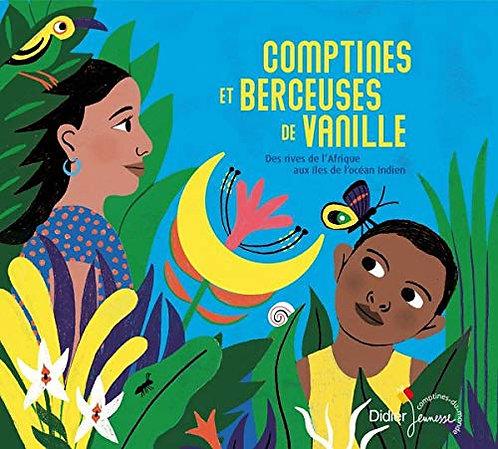 JEAN-CHRISTOPHE HOAR COMPTINES ET BERCEUSES  de Vanille