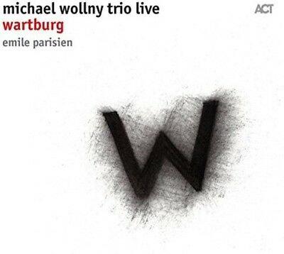 Emile Parisien - Michael Wollny trio live wartburg vinyle
