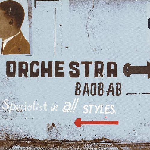 Orchestra Baobab Specialist in all StylesVinyle