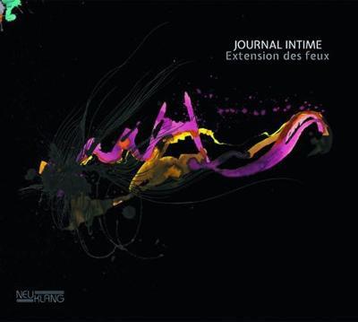 Journal Intime Extension des Feux Sylvain Bardiau/Frédéric Gastard/Matthias Mahl