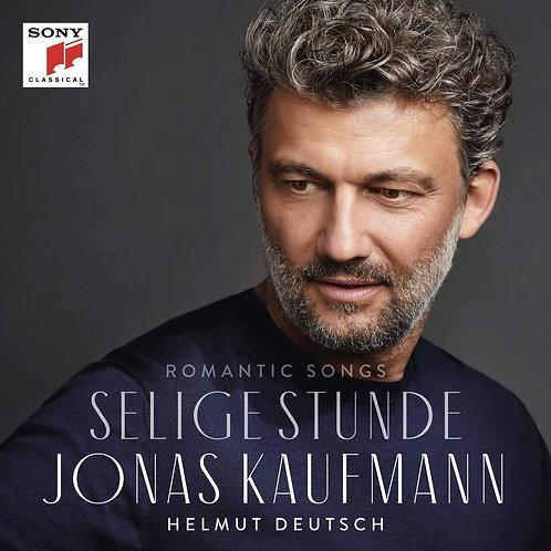Jonas Kaufmann, /Selige Stunde Romantic songs