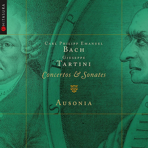 CPE Bach/Tartini Ensemble Ausonia
