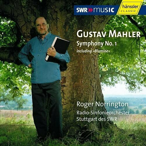 Mahler Symphonie N°1 Roger Norrington Soldes