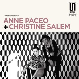 Anne Paceo + Christine Salem Session Unik Vinyle
