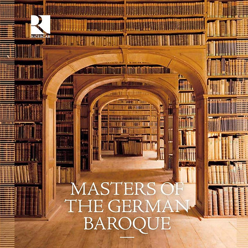 Masters of the German Baroque Coffret Ricercar