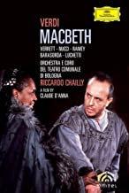 R. CHAILLY - VERDI: MACBETH DVD