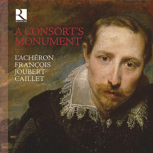 A CONSORT'S MONument l'Achéron François Joubert-Caillet