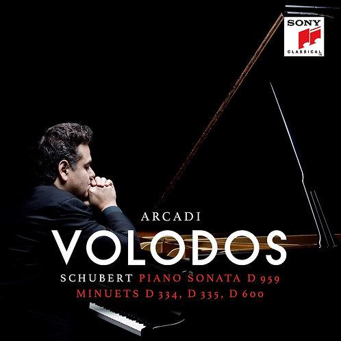Arcadi Volodos Schubert Sonates Vinyle