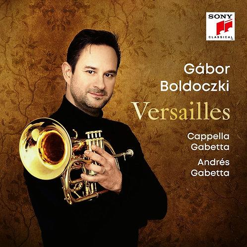Gabor Boldoczki,/Versailles Cappella Gabetta Andrés Gabetta