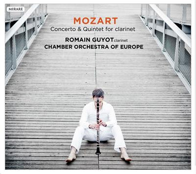 Chamber Orchestra of Europe Romain Guyot Mozart