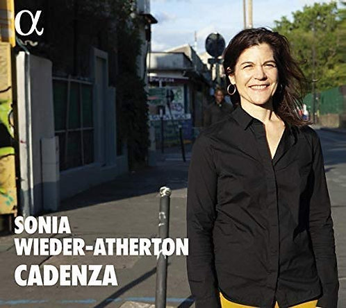 Sonia WIEDER-ATHERTON Luigi Boccherini Cadenzas