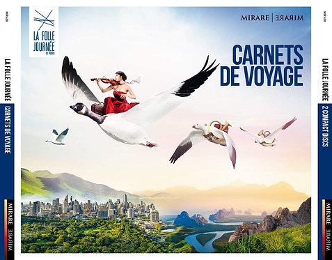 Folle Journée de Nantes 2019 Carnets de Voyage