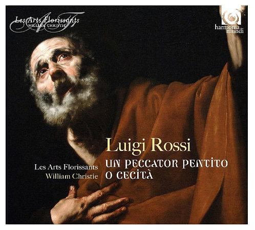 Luigi Rossi Un Peccato Pentito O Cecita Arts Florissants